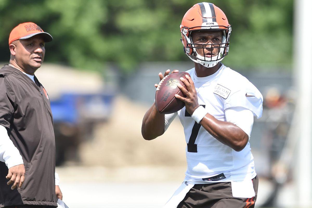 NFL: Cleveland Browns-Minicamp