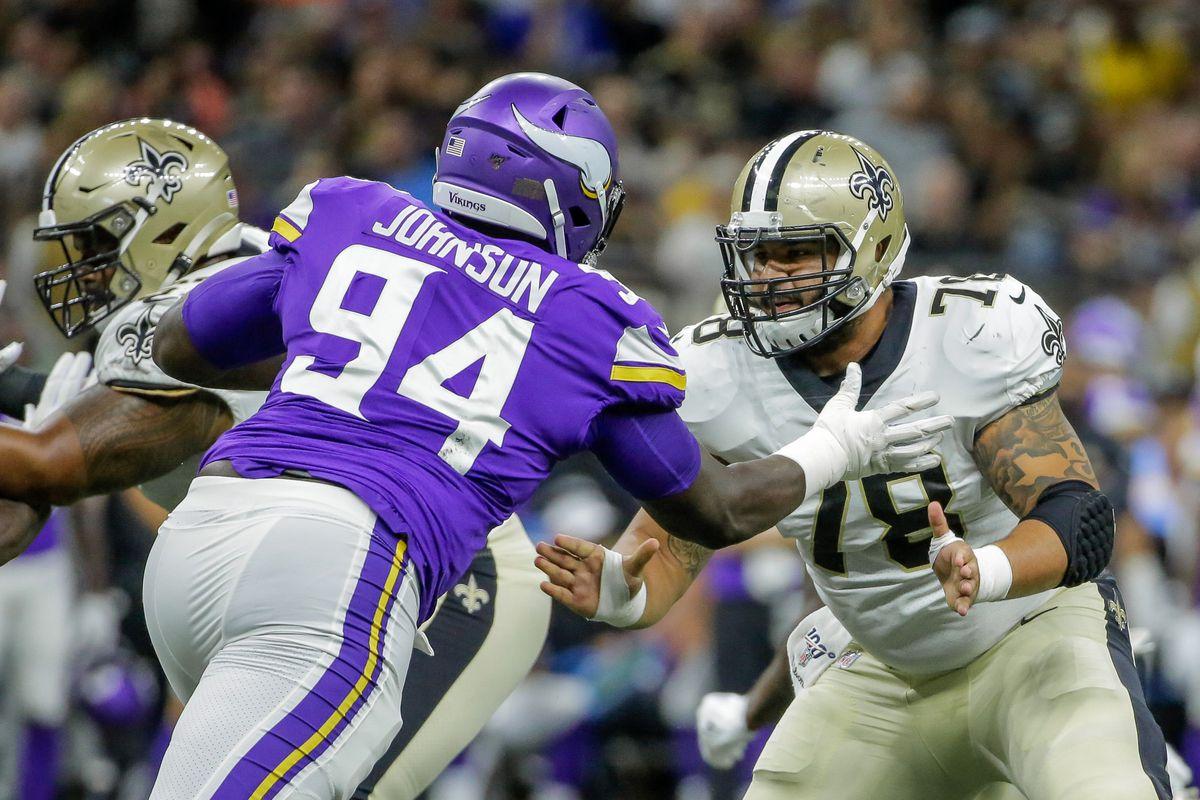 NFL: Preseason-Minnesota Vikings at New Orleans Saints