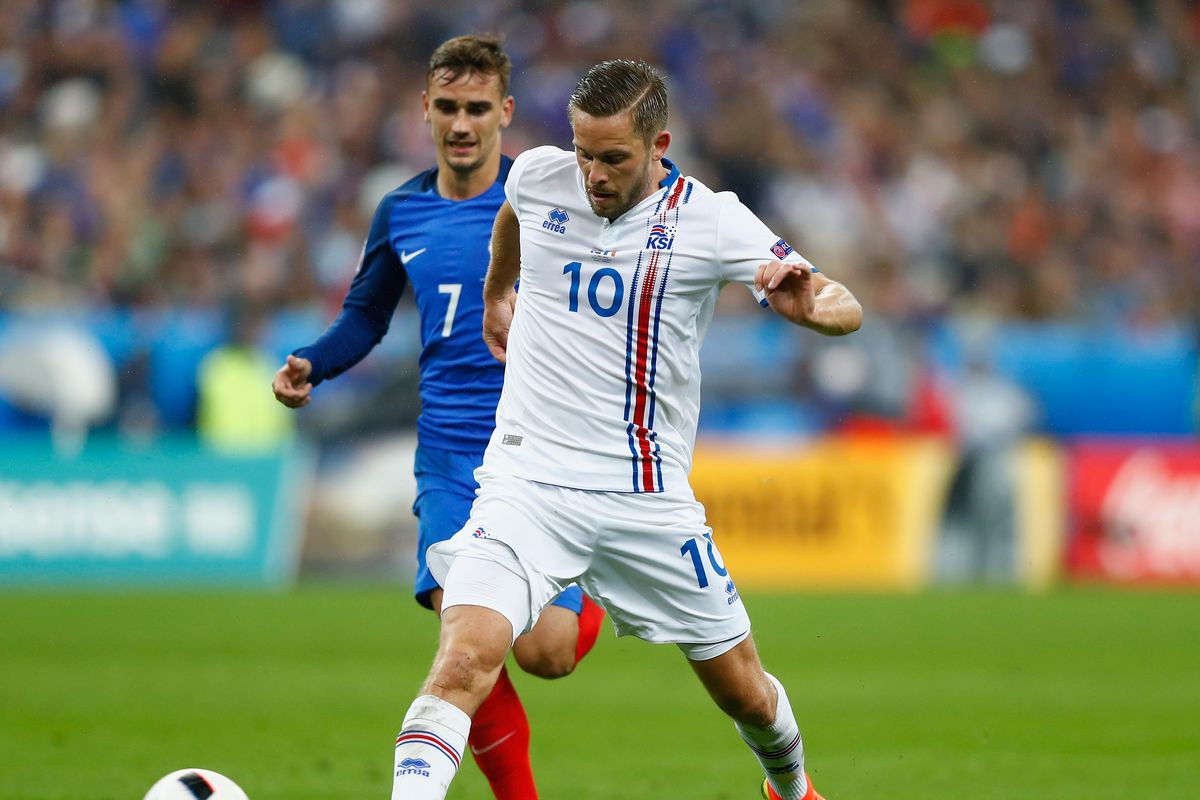 43ce682ea3d Gylfi Sigurdsson included in Iceland World Cup squad - Royal Blue Mersey