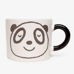 "Panda mug, <a href=""http://poketo.com/shop/Creature-Mug?keyword=panda&category_id=0&description=1""?>$18<a/> at Poketo"