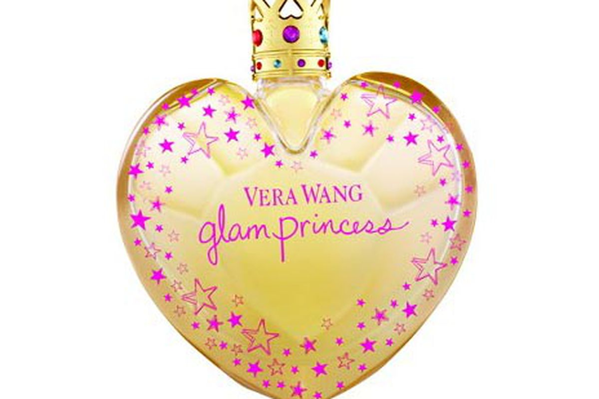 "Image via <a href=""http://www.wwd.com/beauty-industry-news/vera-wang-s-fresh-spin-on-royalty-2356254?module=today"">WWD</a>"