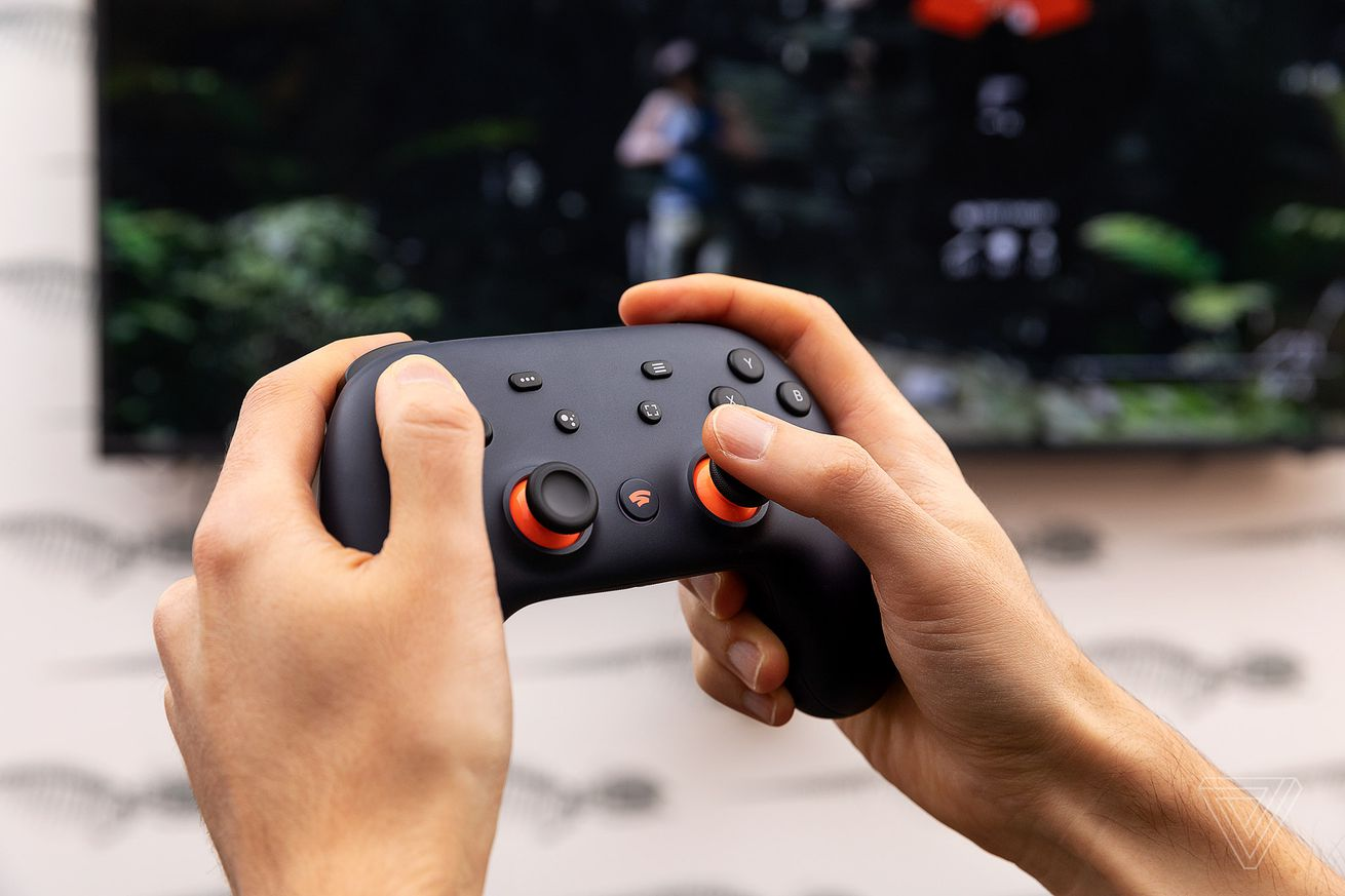 Google is shutting down its in-house Stadia game development studios
