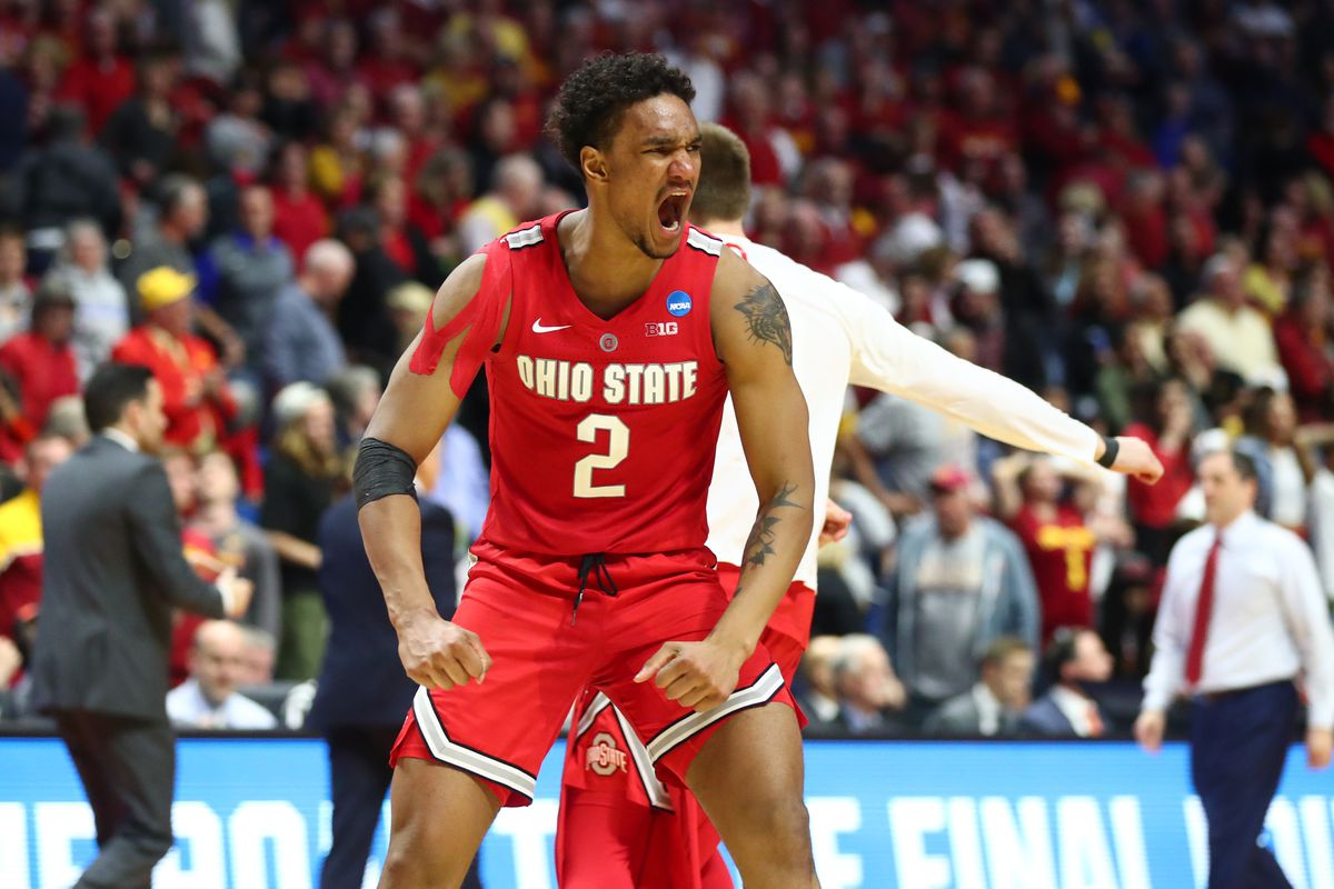 68297e2096f Ohio State set for Sunday game with Houston in NCAA Tournament Round of 32  schedule