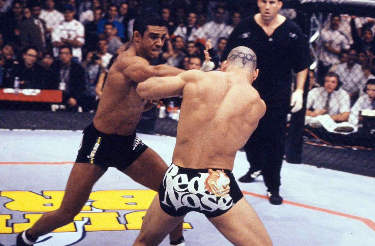 UFC Ultimate Brazil: Belfort v Silva