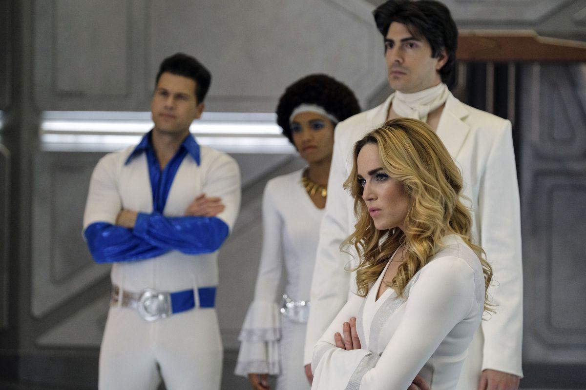 Legends of Tomorrow is still TV's weirdest, greatest superhero show