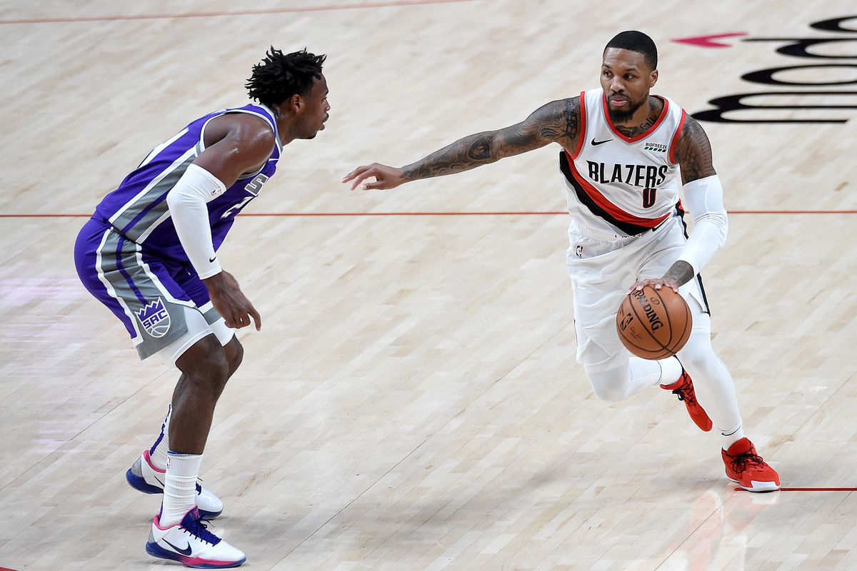 Sacramento Kings v Portland Trail Blazers