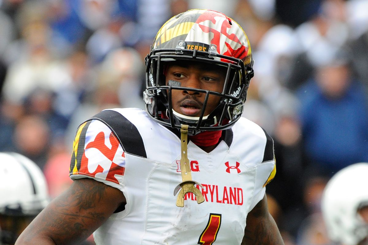 Maryland WR Stefon Diggs entering NFL Draft Testudo Times