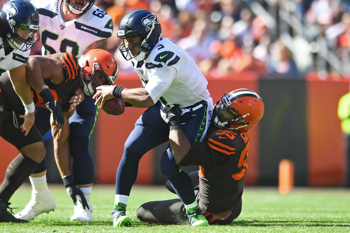 Seattle Seahawks v Cleveland Browns