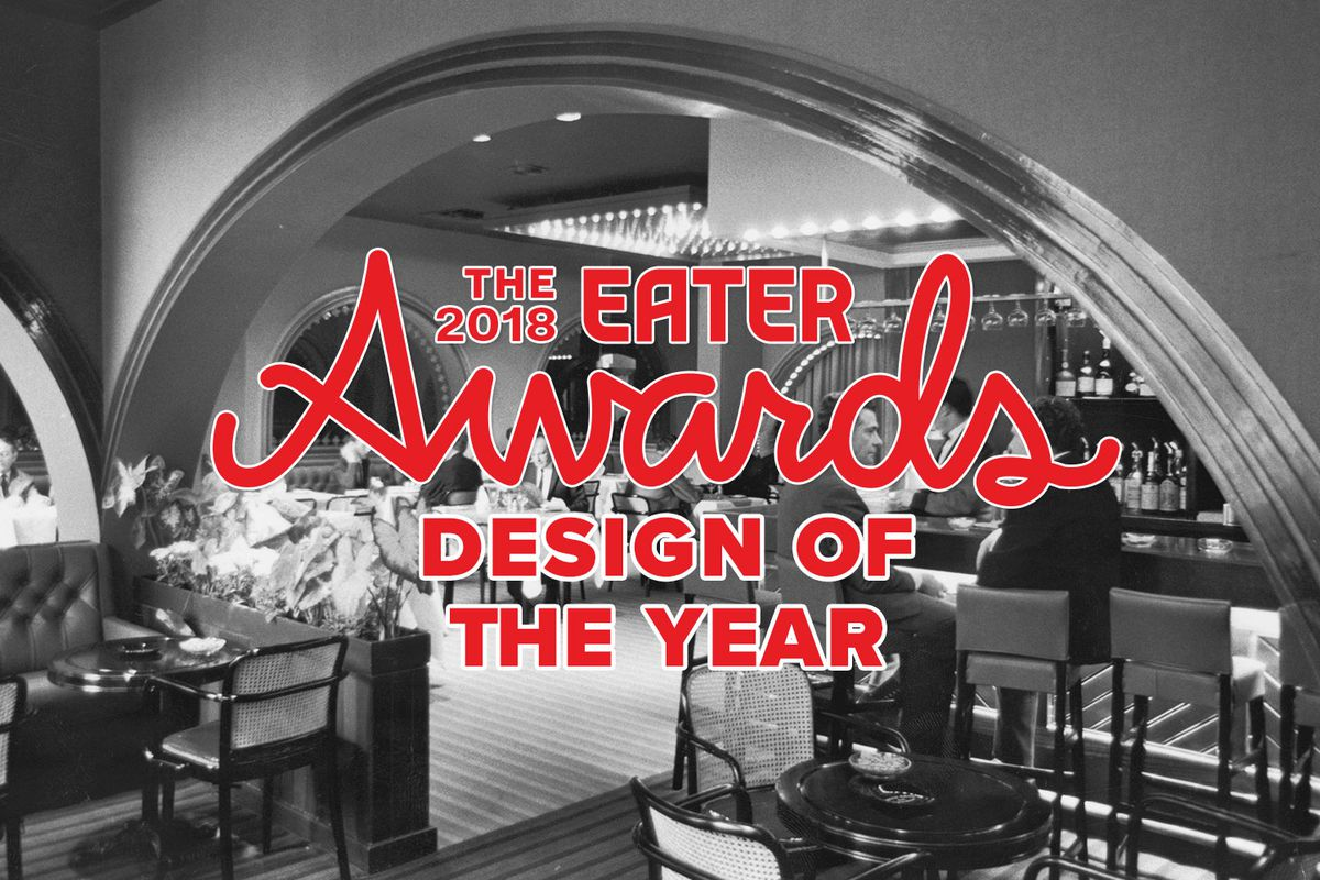 Eater Awards 2018 Design of the Year