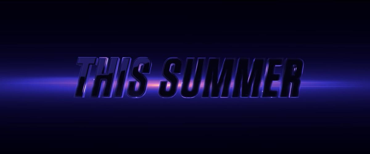 "A screen shot reading ""THIS SUMMER"""