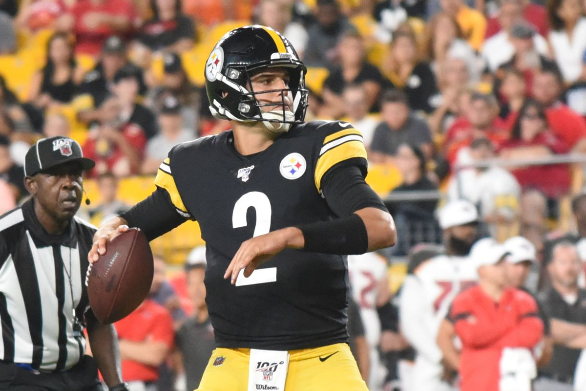 newest ddf9d f0d90 Mason Rudolph to start, more Steelers starters to play vs ...
