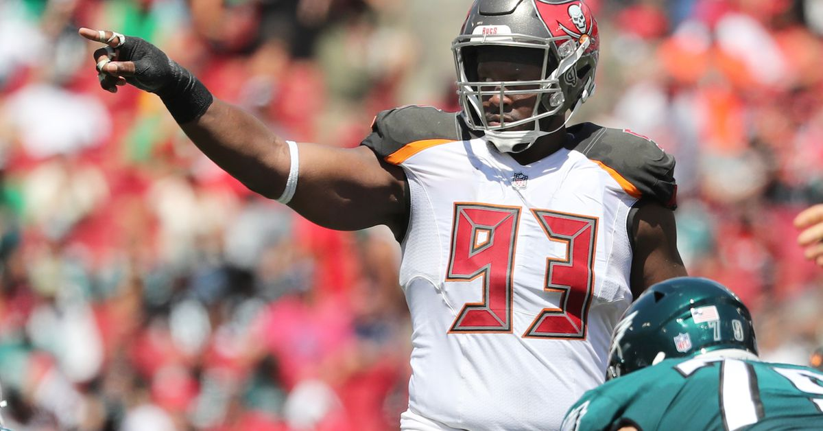 """Report: Browns are on Gerald McCoy's """"short list"""" of teams"""