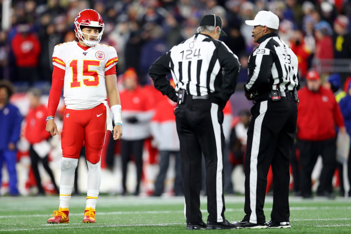Patrick Mahomes reminded us he's still a special talent vs. Patriots