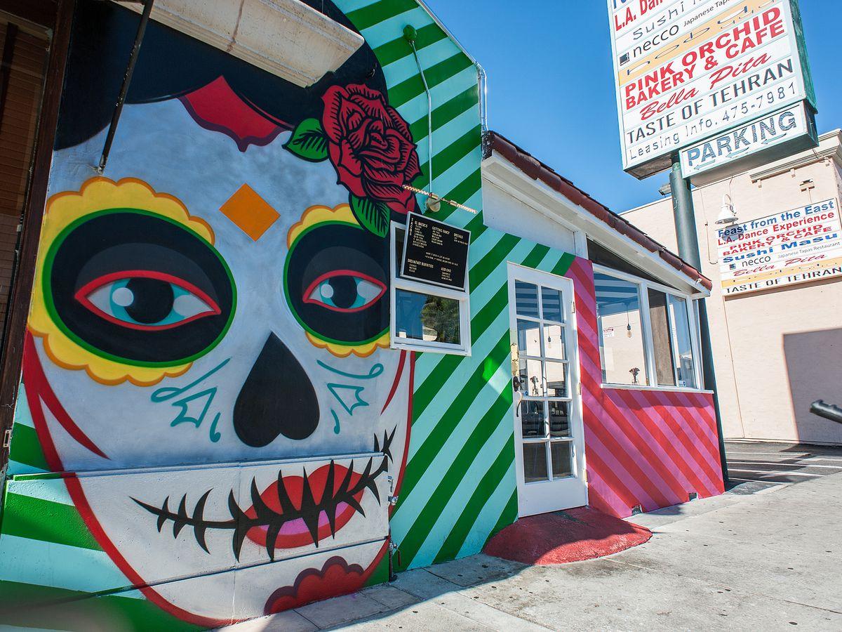 Tacos Tu Madre in Westwood, California.