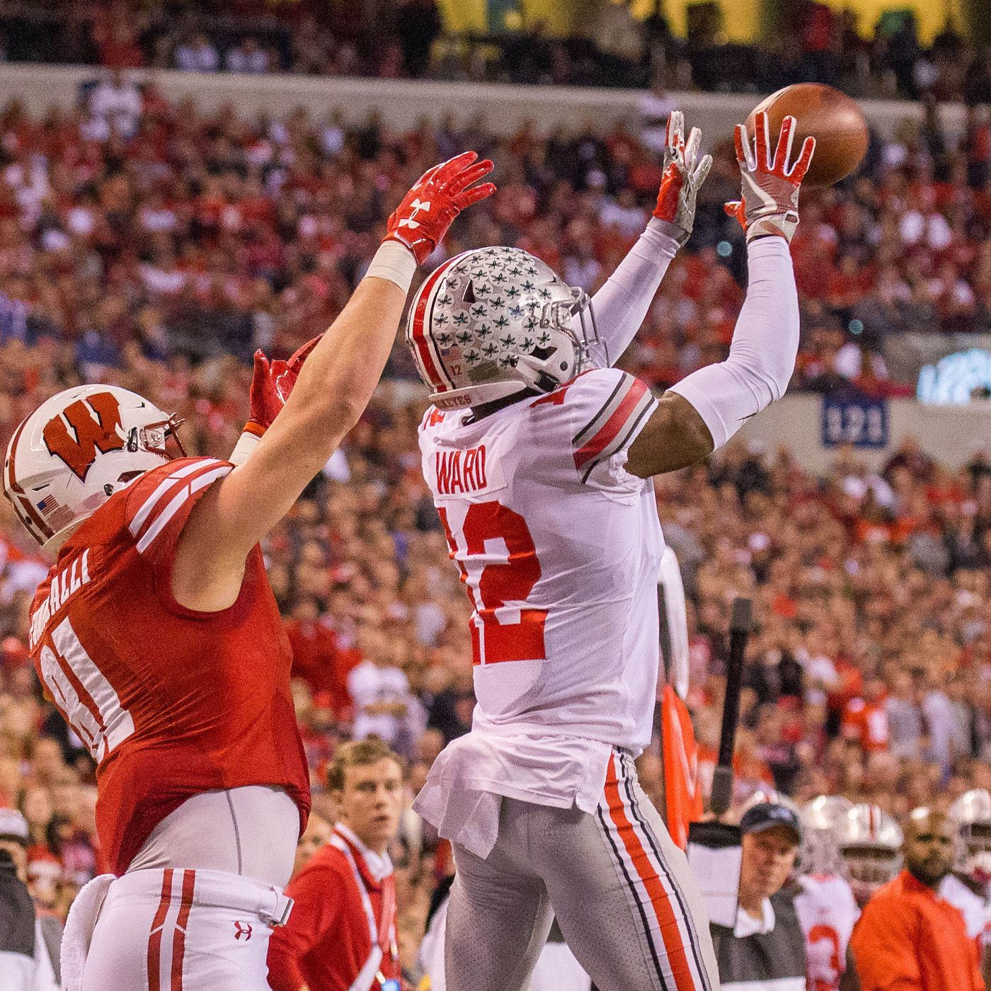 2018 Draft Scouting Report  Denzel Ward can lower the boom - Silver ... a16bbc416