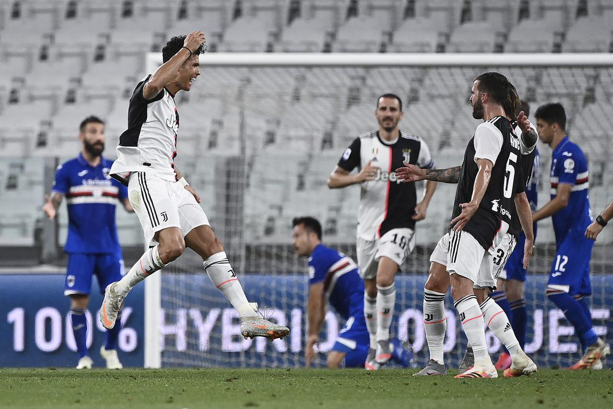 Juventus 2 - Sampdoria 0: Initial reaction and random observations ...