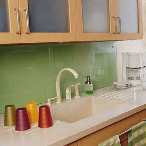 <p>Plate-glass panels can be effectively used with any style room.</p>