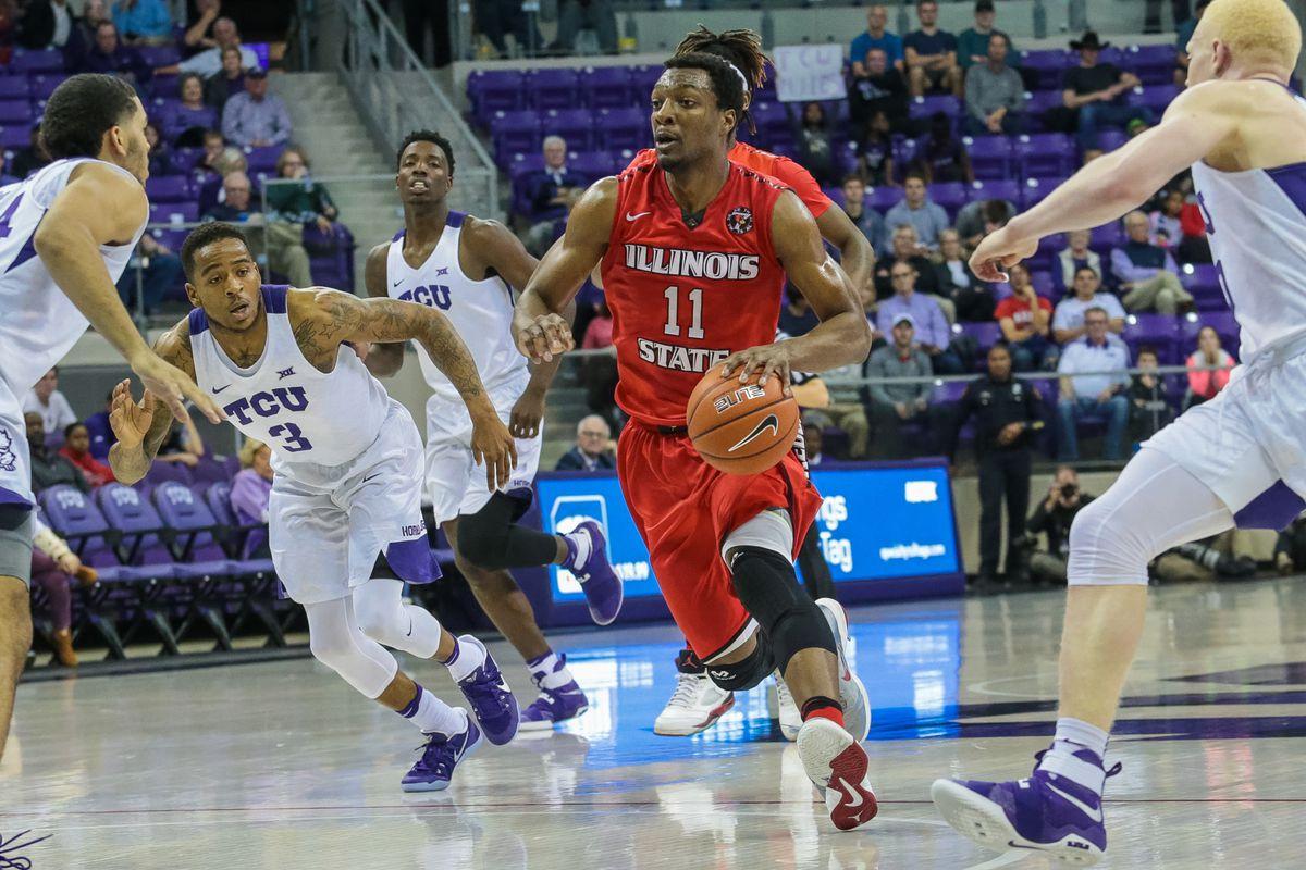 NCAA Basketball: Illinois State at Texas Christian