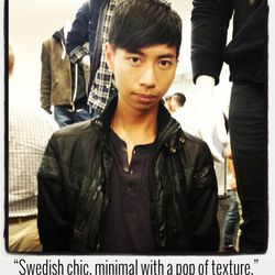 "Tommy Lei, <a href=""http://www.mybelonging.com"">MYBELONGING</A> blogger"