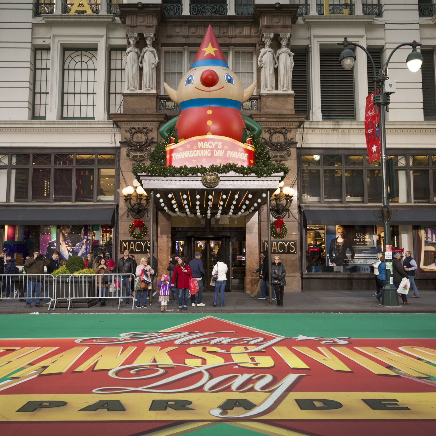 Macy's Thanks Day Parade 2018 live stream: How to ... on macy's nyc map, macy's app, macy's store, macy's restaurant nyc, macy's floor plan, macy's kitchen islands, the metropolitan museum of art map, macy's layout, hell's kitchen map, macy's new york, macy's department map, macy's hours, macy's icon, macy's furniture gallery, micello indoor map, st. patrick's cathedral map, macy parade map, macy's manhattan map, macy's floor map, john f. kennedy international airport map,