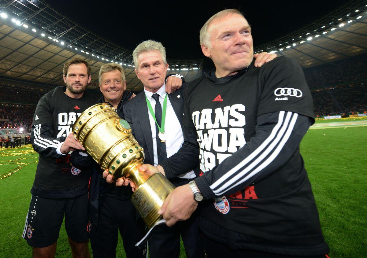 DFB Pokalfinale, FC Bayern München - VfB Stuttgart