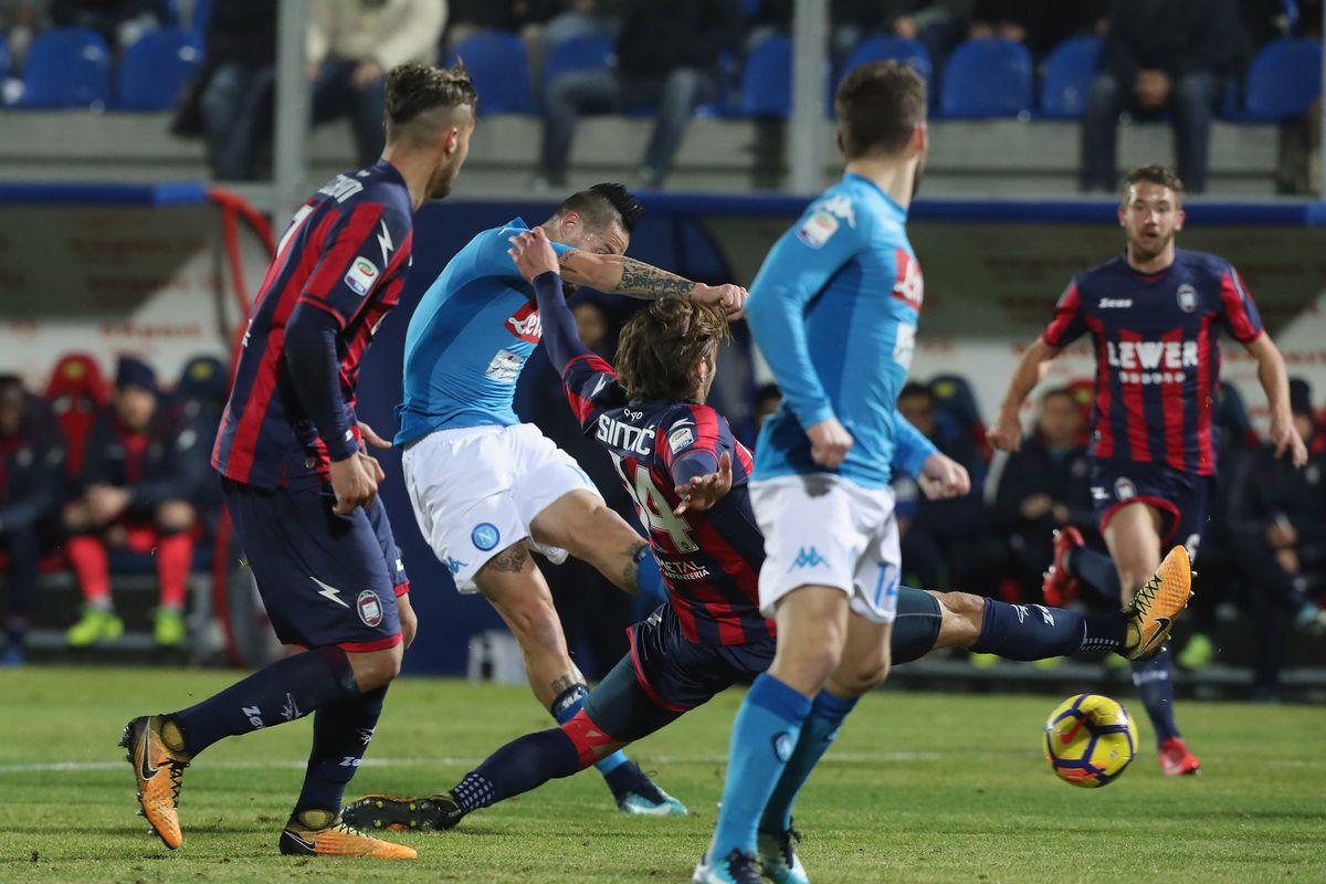 FC Crotone v SSC Napoli - Serie A