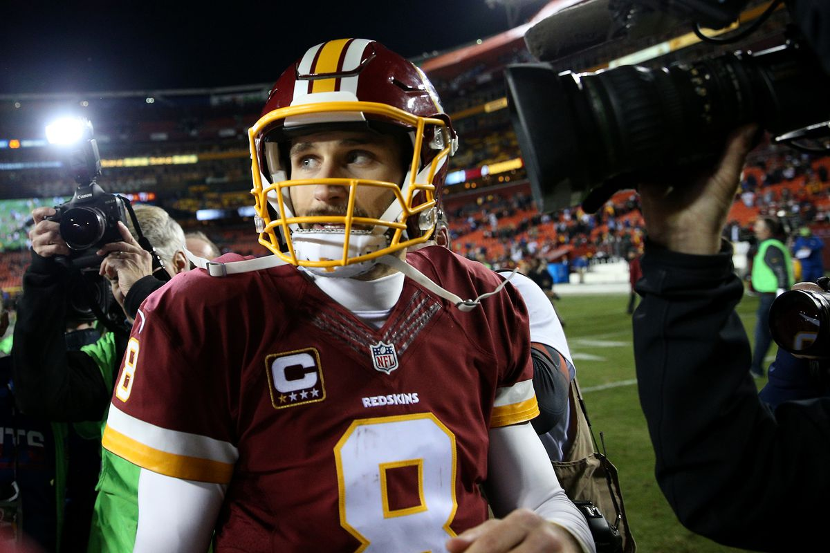 Contract talks between Kirk Cousins, Washington 'more positive'