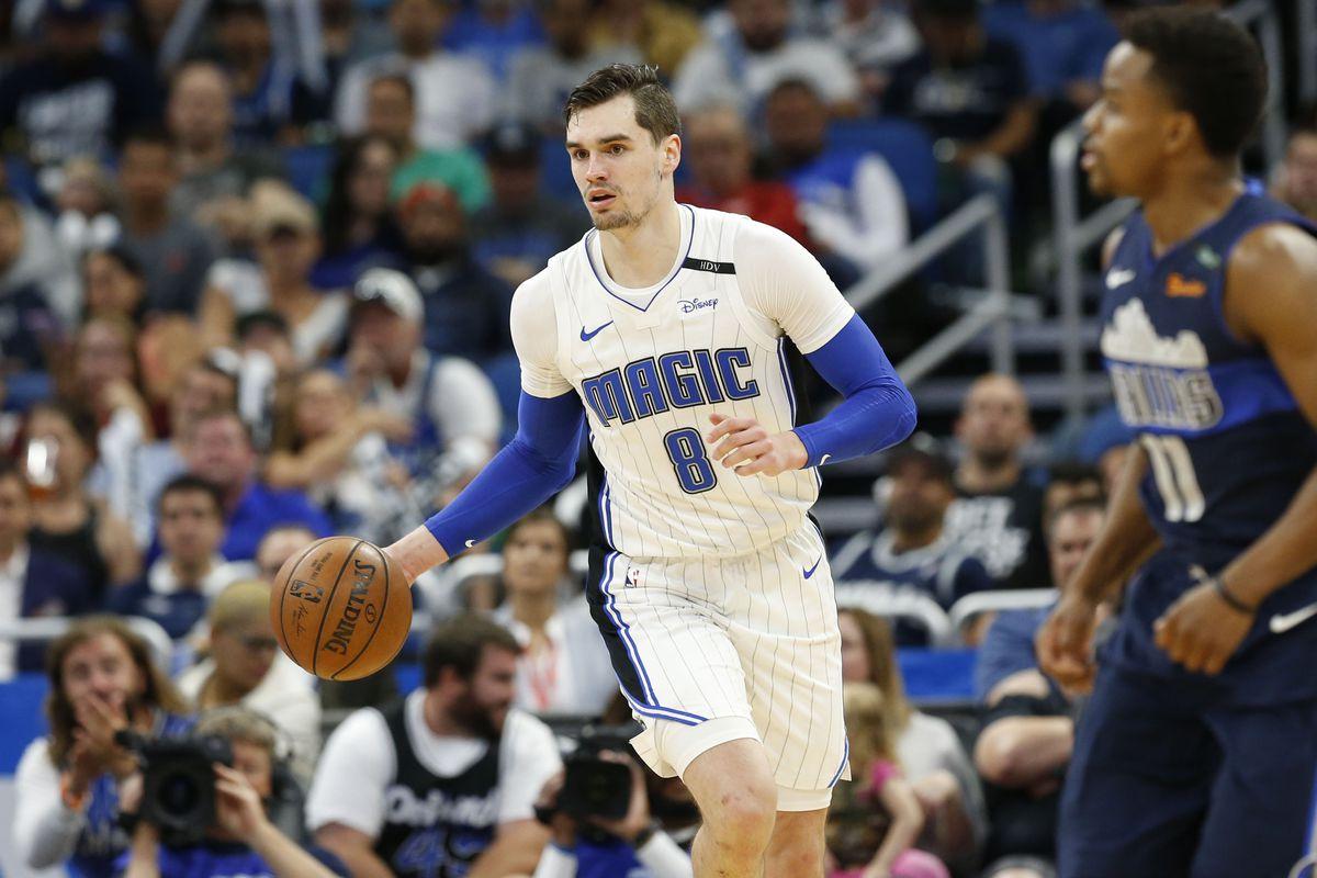 NBA: Dallas Mavericks at Orlando Magic