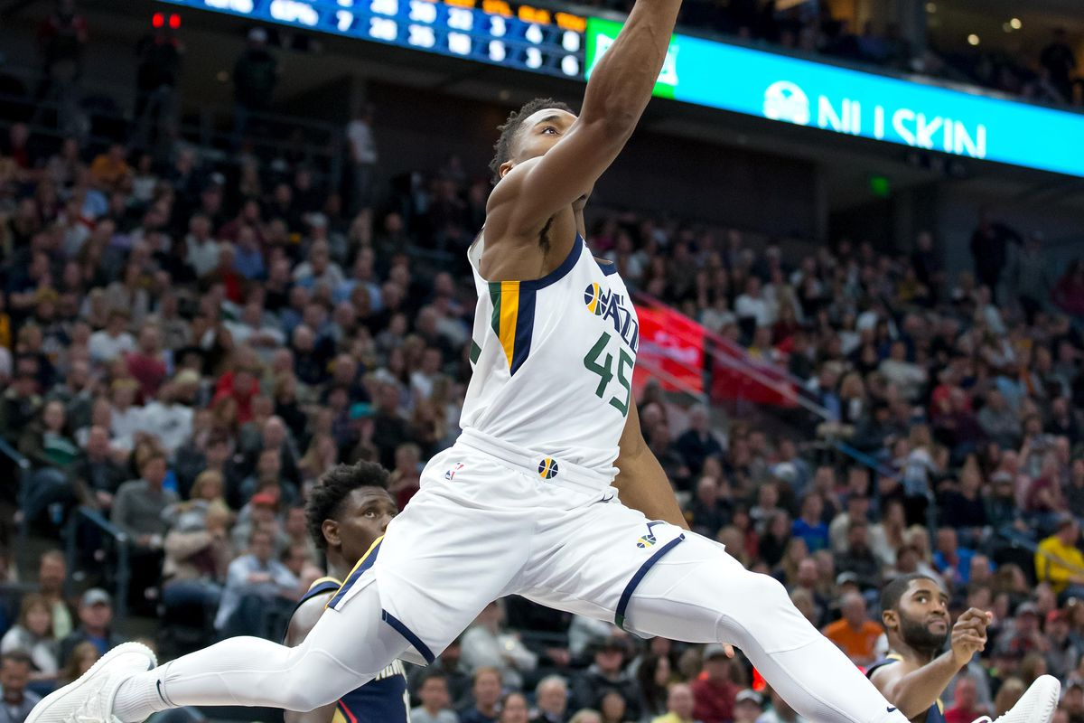 Welcome To The Donovan Mitchell Show
