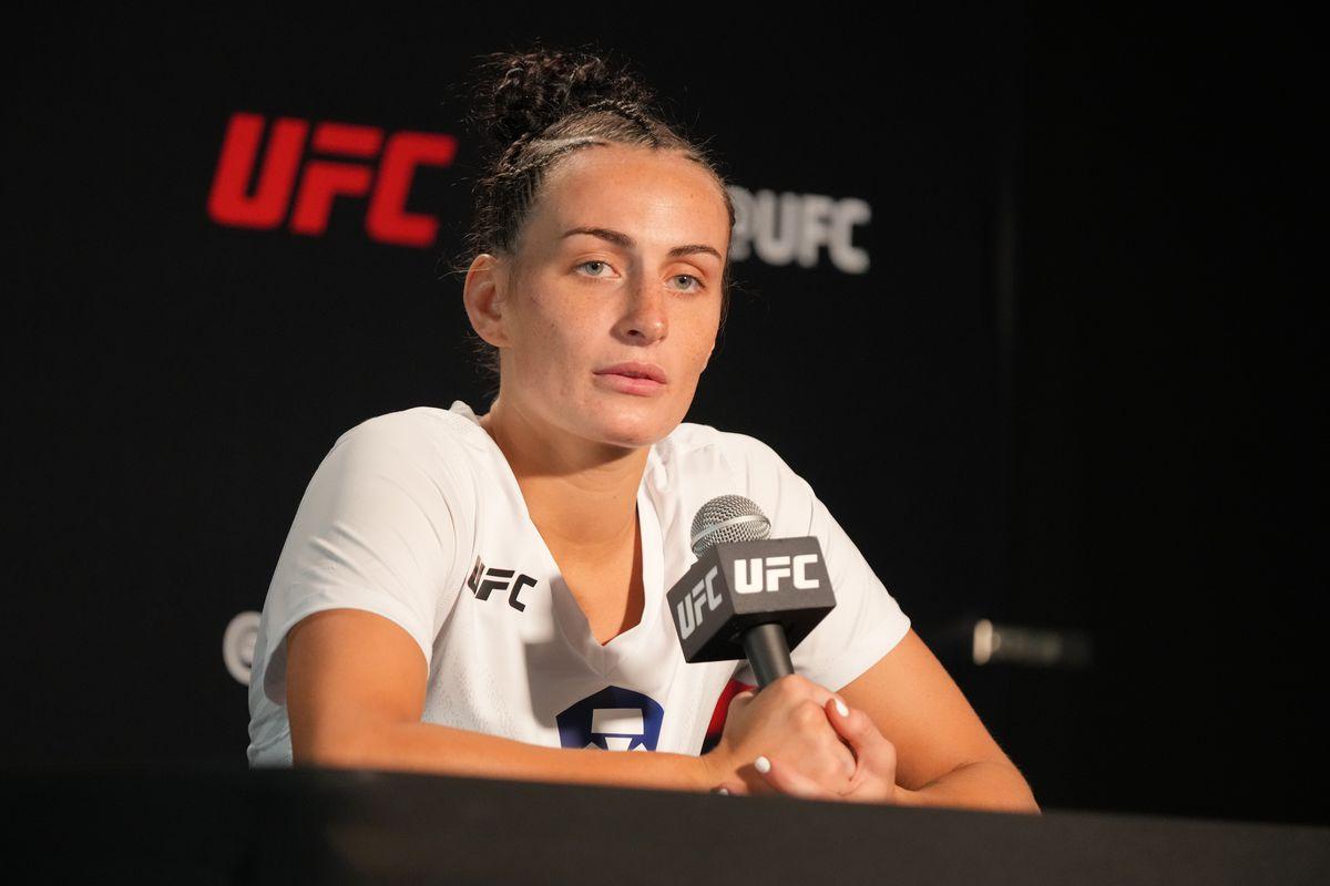 MMA: OCT 02 UFC Fight Night Vegas 38