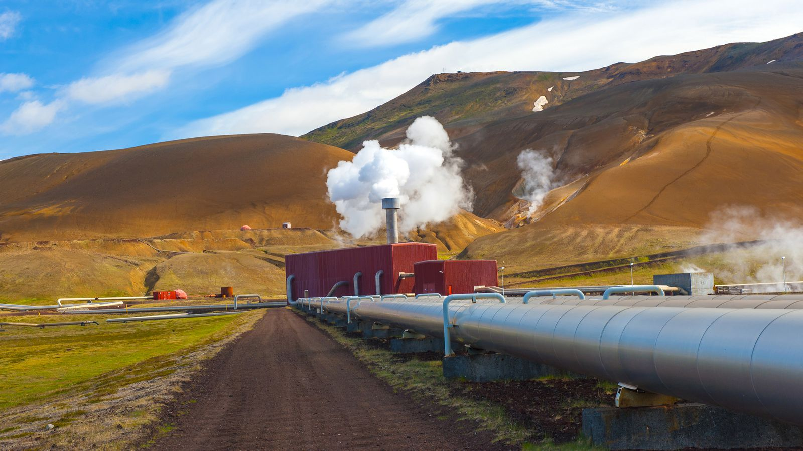 Iceland Turns To Volcanoes For Sustainable Power Curbed