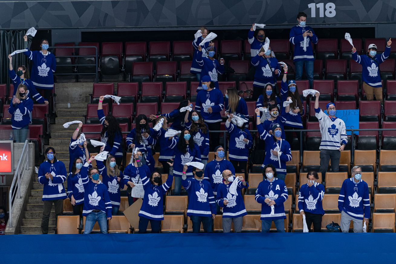 NHL: MAY 31 Stanley Cup Playoffs First Round - Canadiens at Maple Leafs