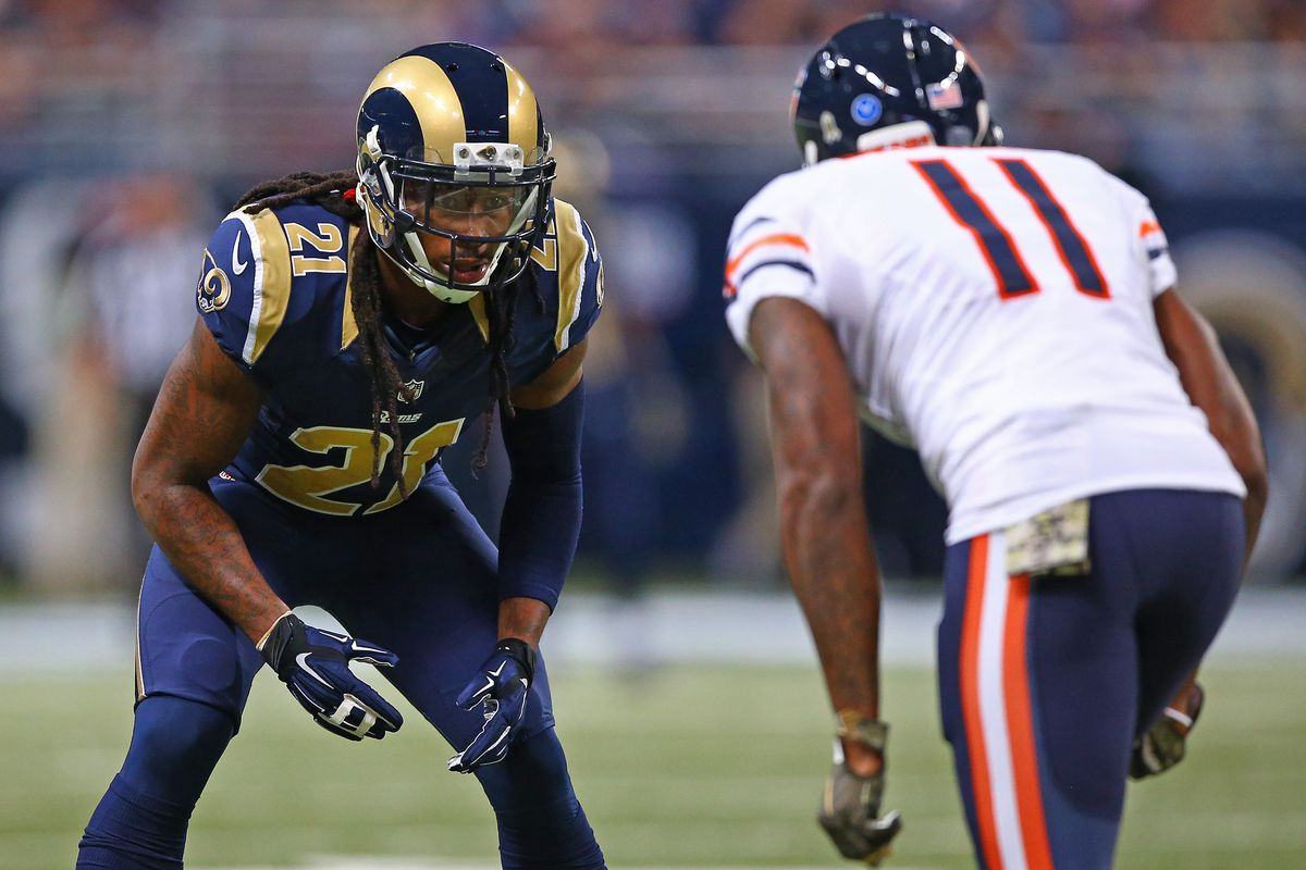 Reports Raiders interested in CB Janoris Jenkins Silver And