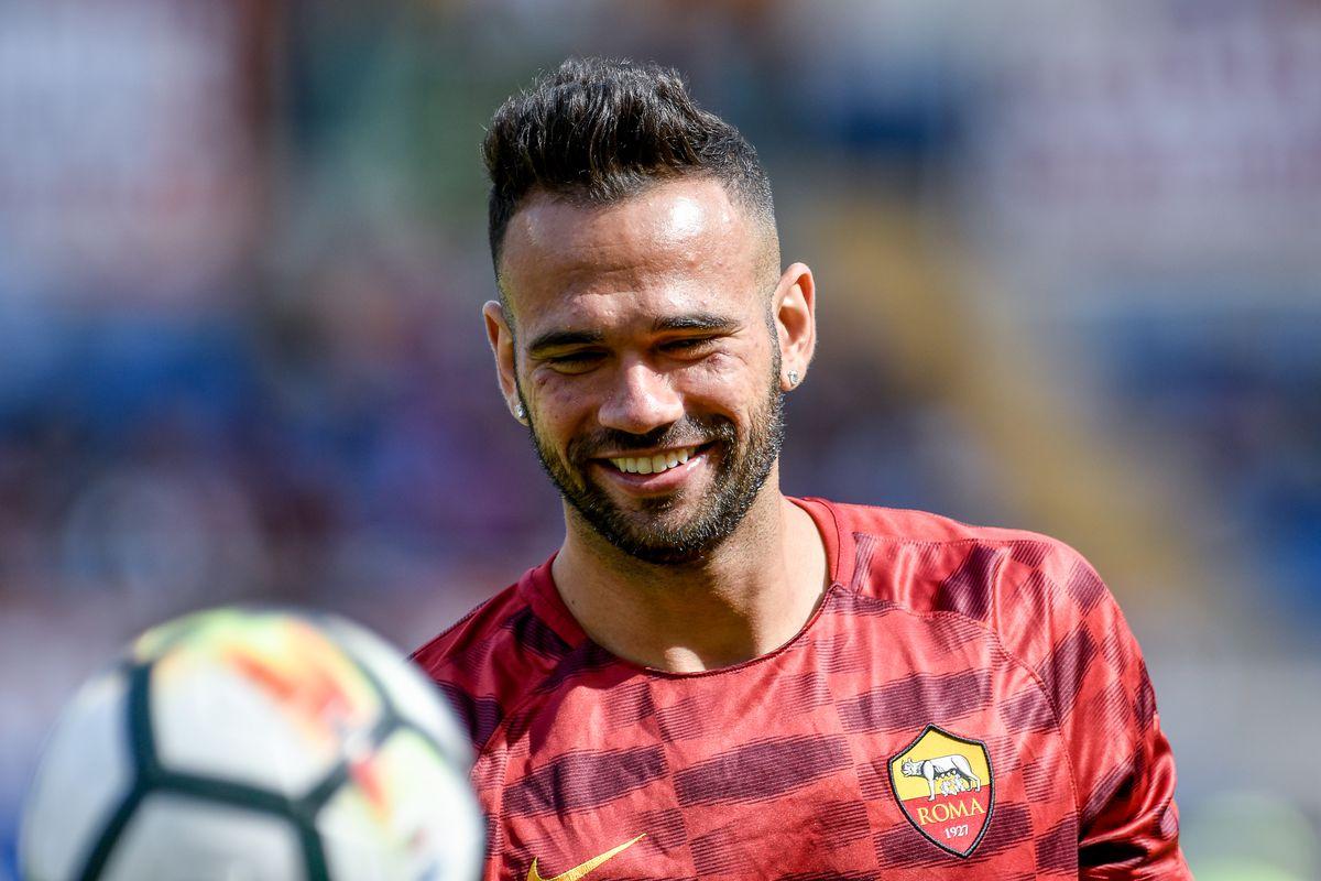 Roma v Udinese Serie A 23/09/2017