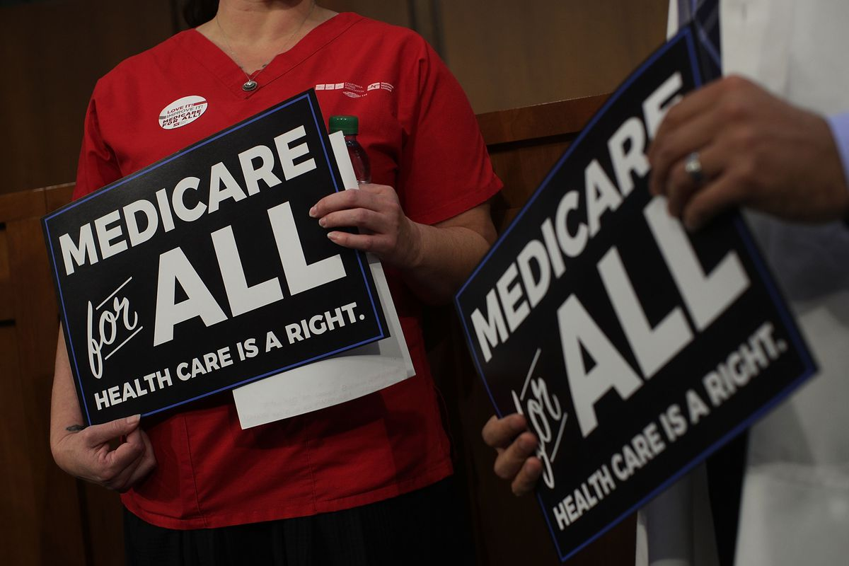 Sen. Bernie Sanders Introduces Medicare For All Act Of 2017