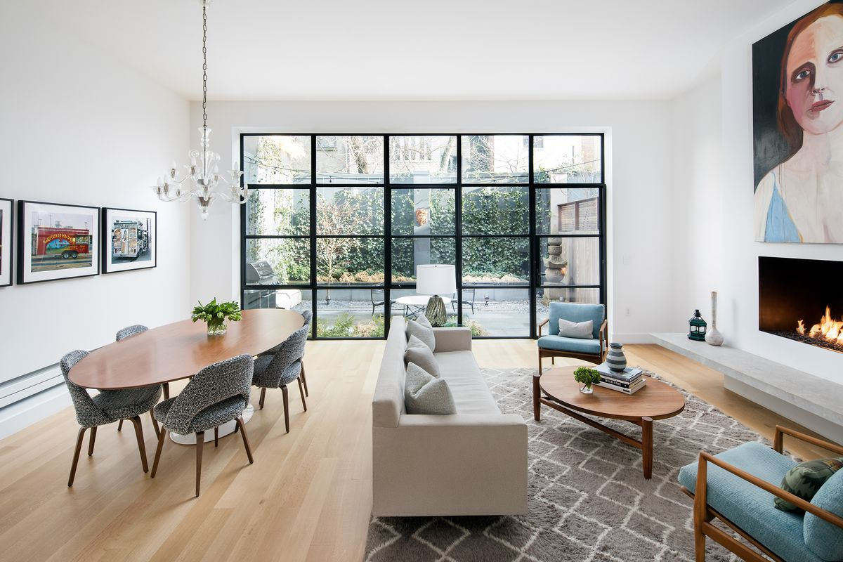 Brooklyn Heights carriage house is an $11.5M pseudo-suburban dream ...