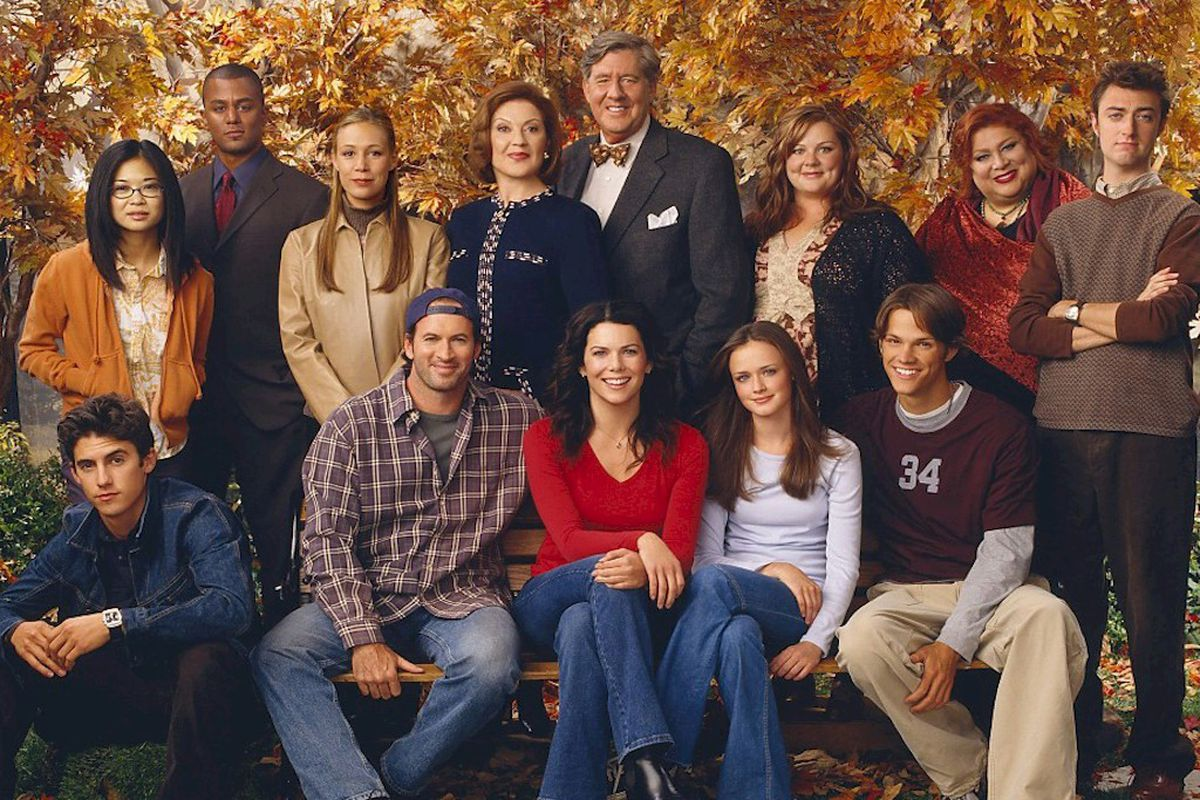 d412442143a Every episode of Gilmore Girls