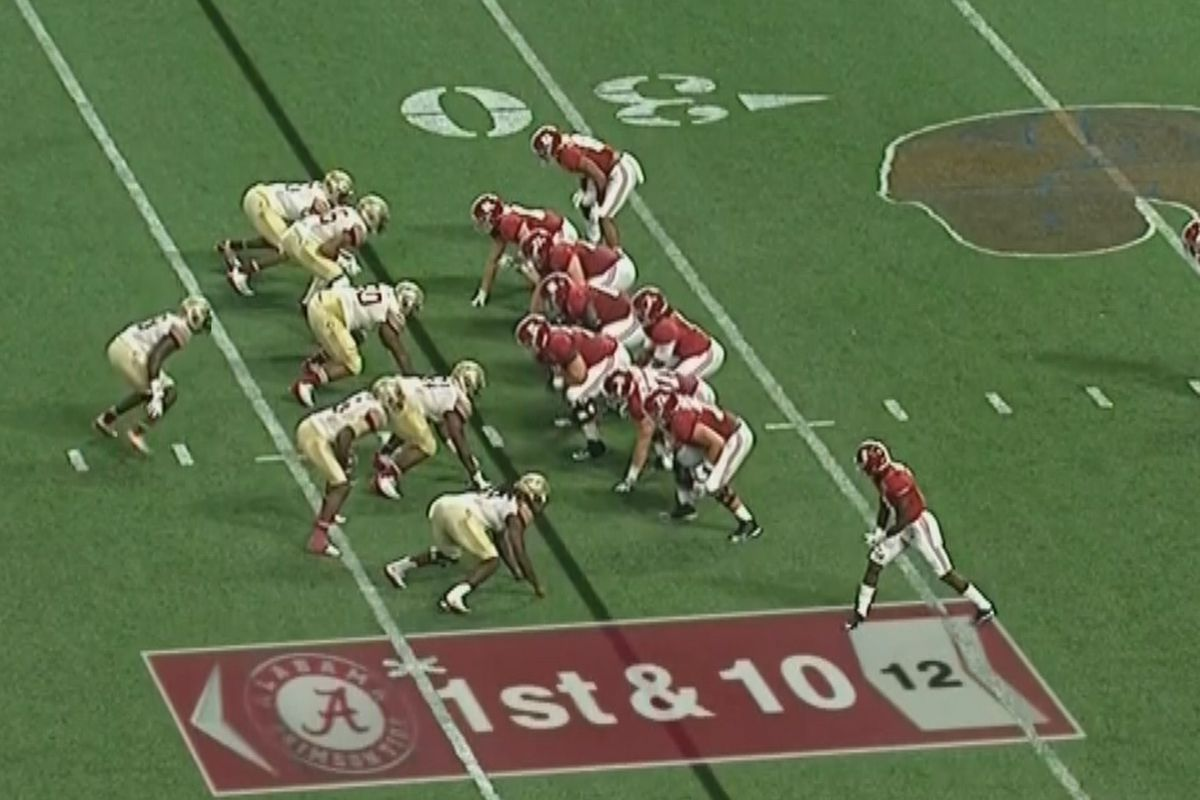 Alabama's Defense Too Much For Florida State In Loss