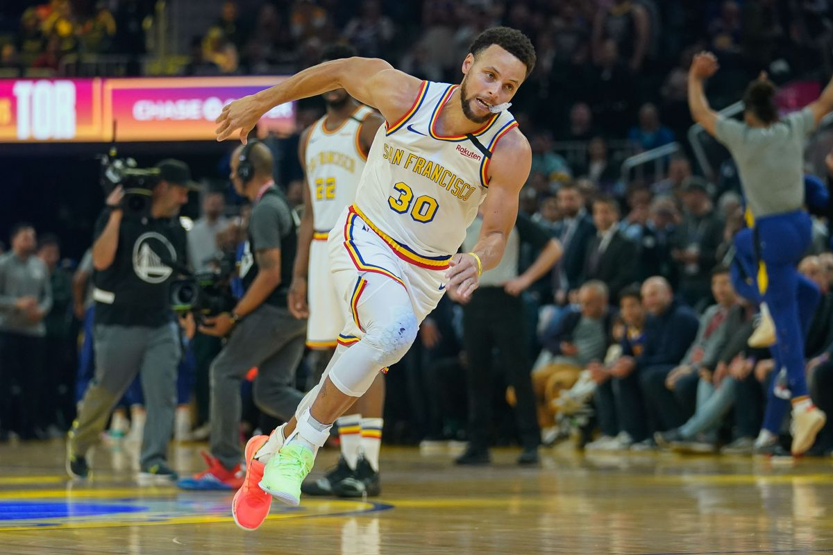Stephen Curry Stats Warriors G Scores 23 Points In Return To