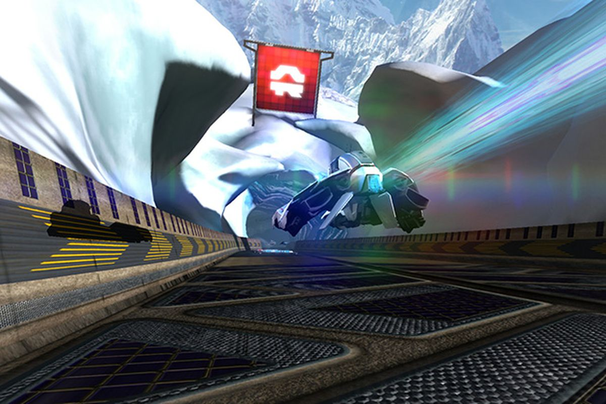 Wipeout 2048 expansions
