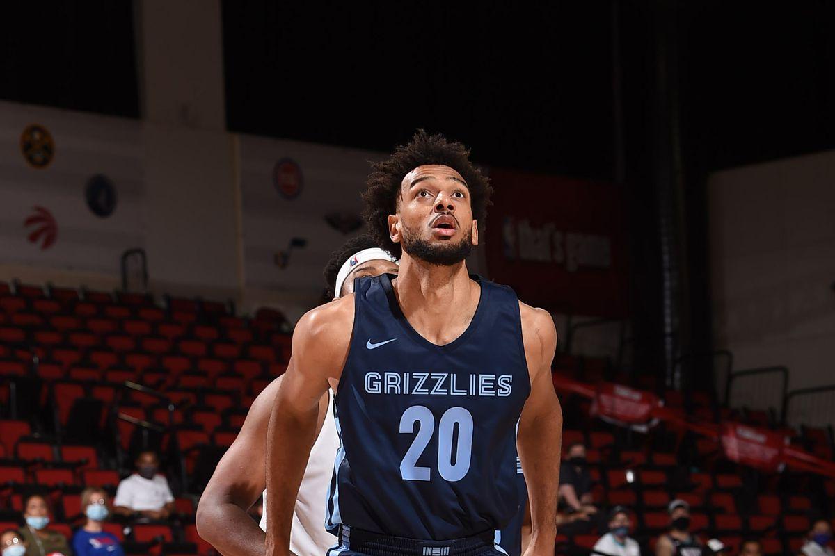 2021 Las Vegas Summer League - Memphis Grizzlies v LA Clippers