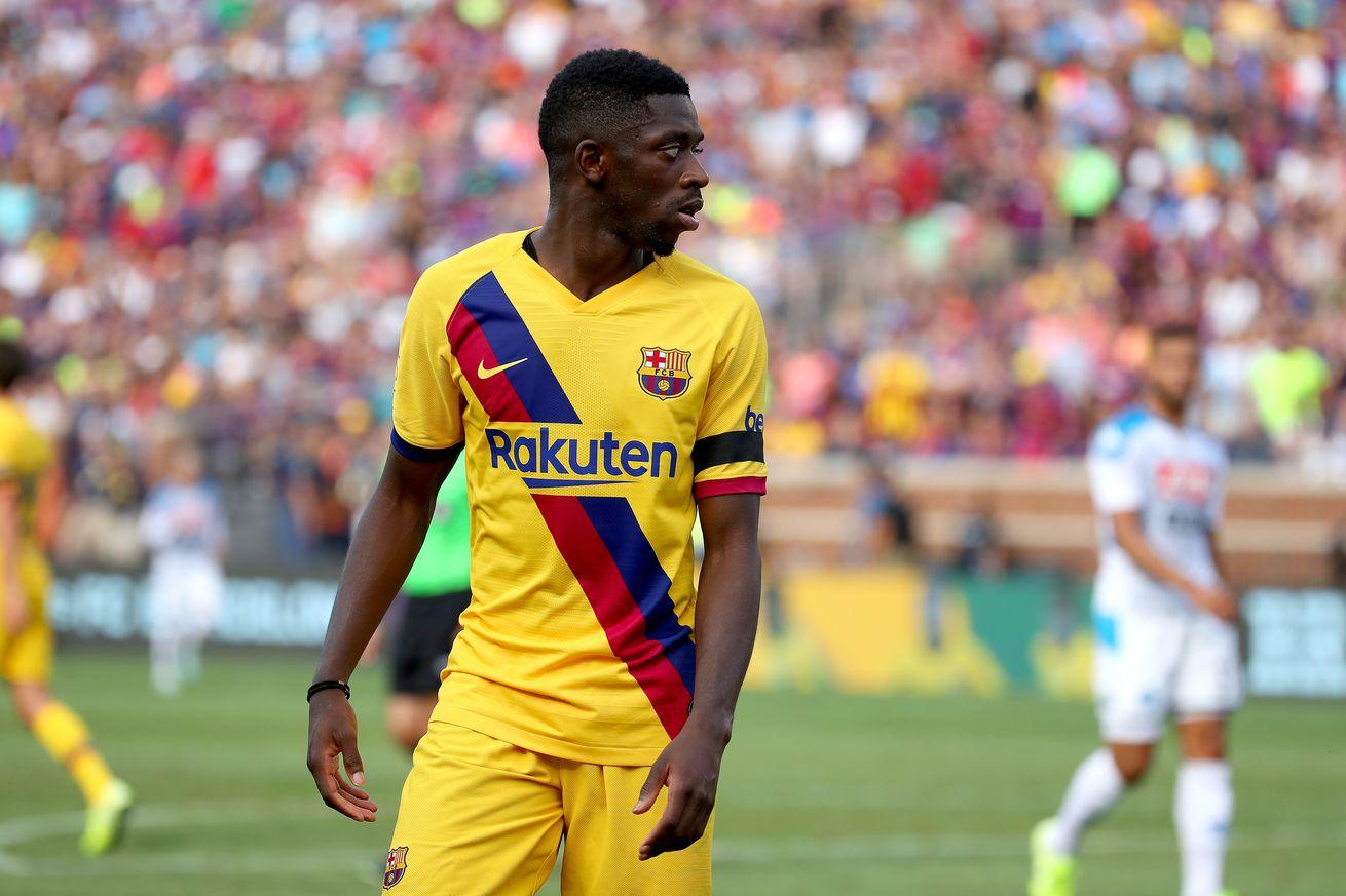 Dembélé still can?t get the basics right for Barça