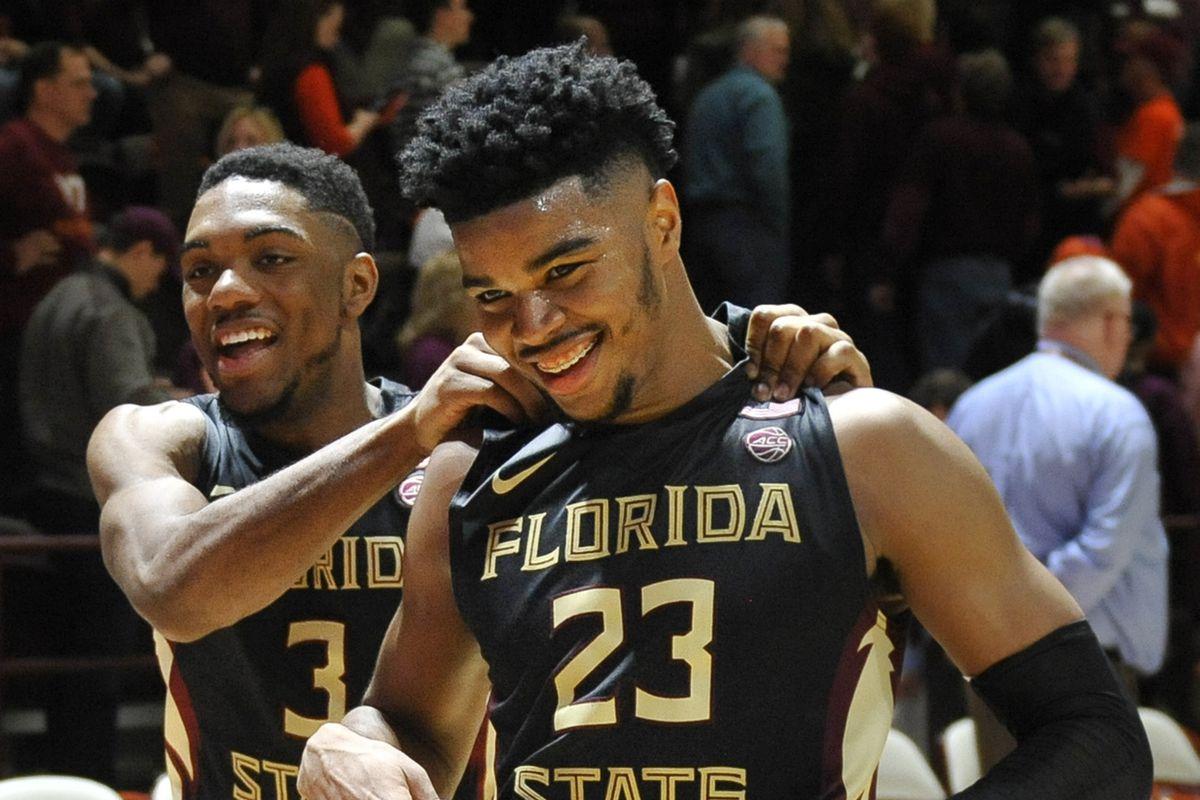 NCAA Basketball: Florida State at Virginia Tech