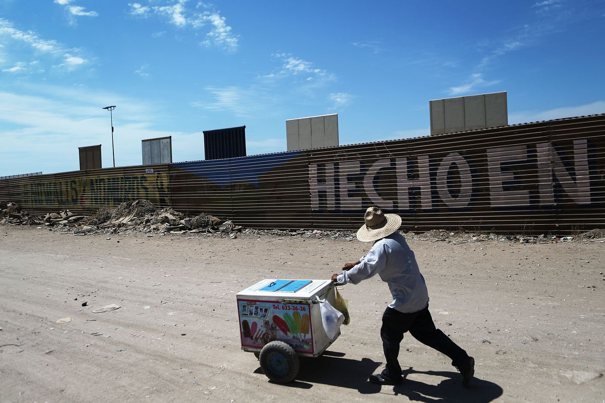 California-Mexico Border Remains Flashpoint In U.S. Political Immigration Debate