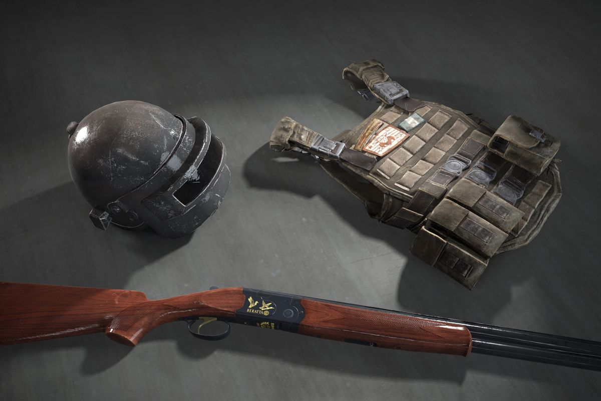 Pubg Gets Flare Gun Miramar Event Mode: PUBG's Next Event Is Shotguns And Melee Weapons Only