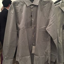 Collection sport shirt, $59 (from $225)