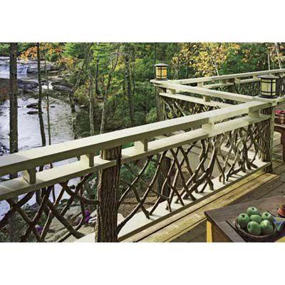 Railing On Decks