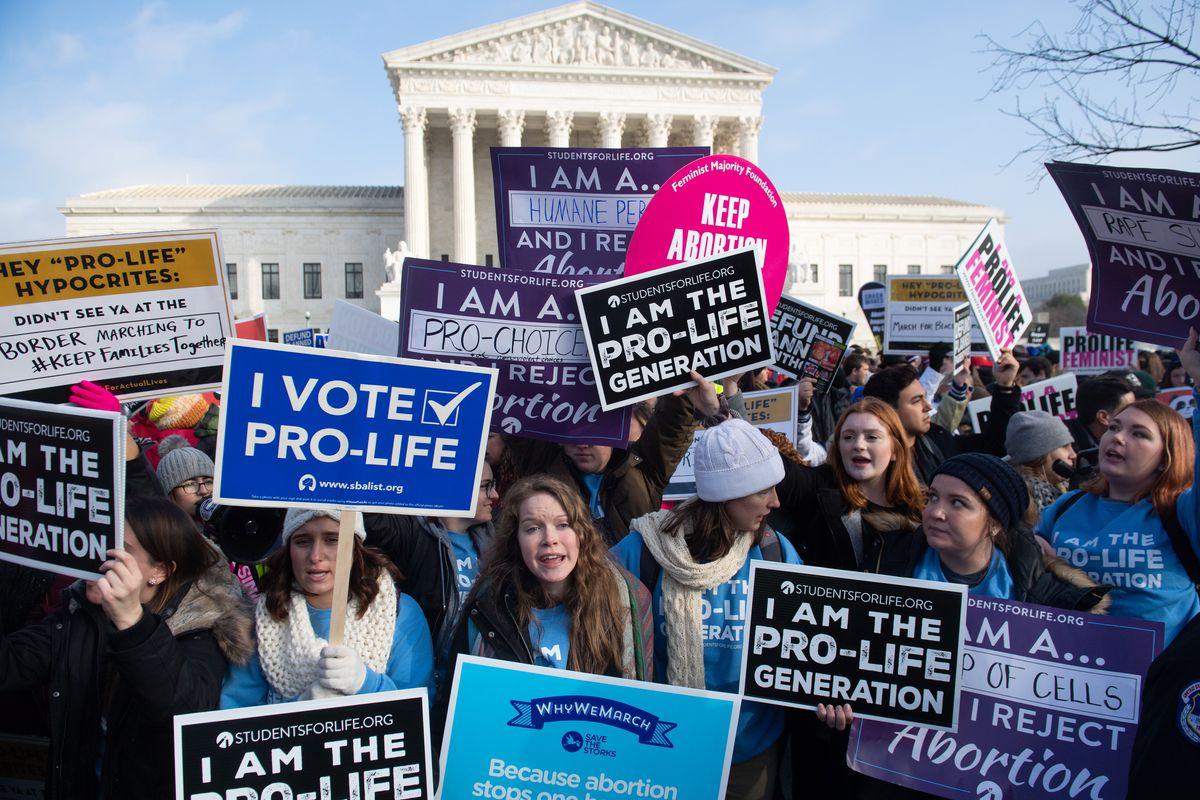 Alabama, Georgia, Ohio, and other states pass new abortion