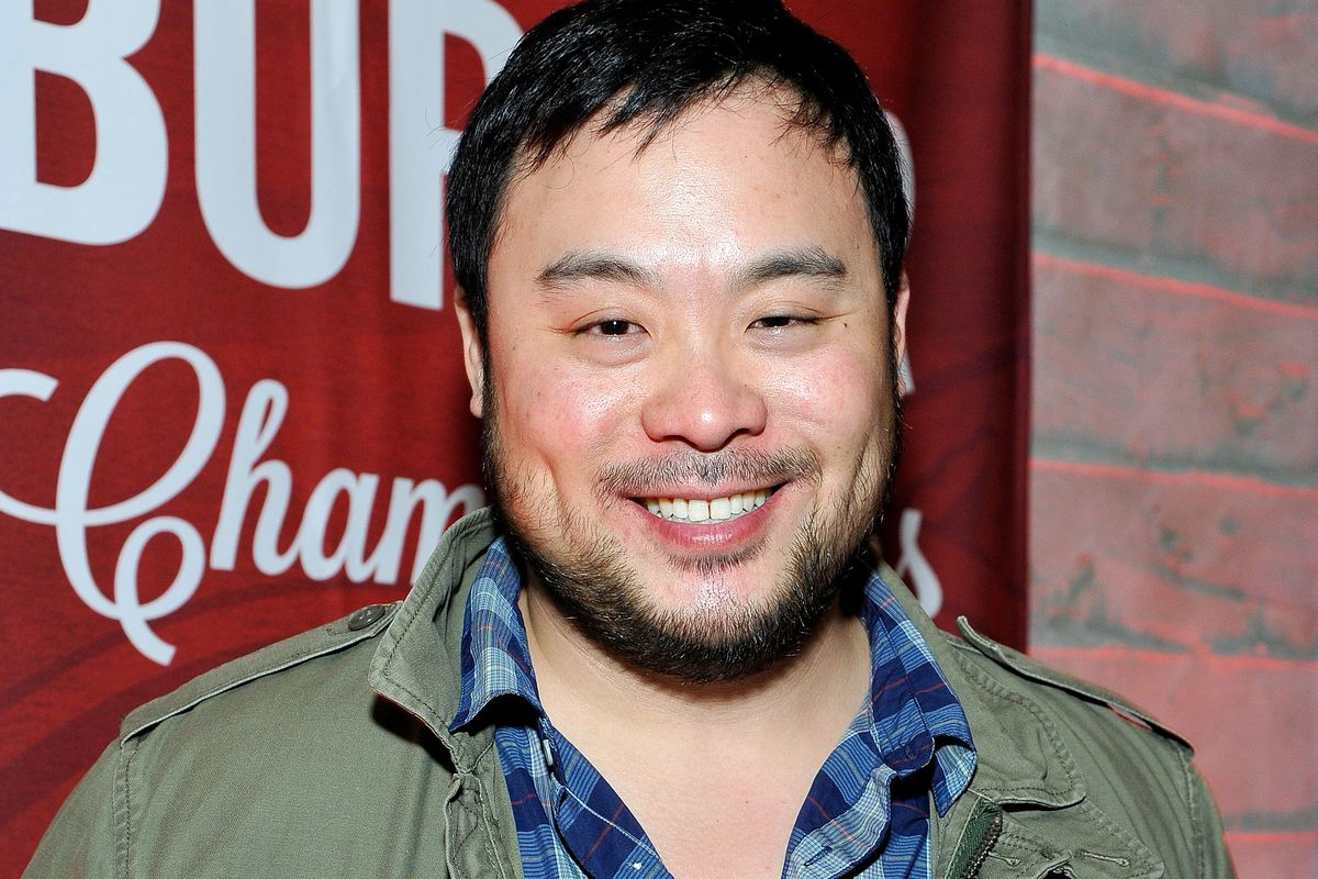 David Chang expounds on the virtues of normcore dining in Las Vegas.