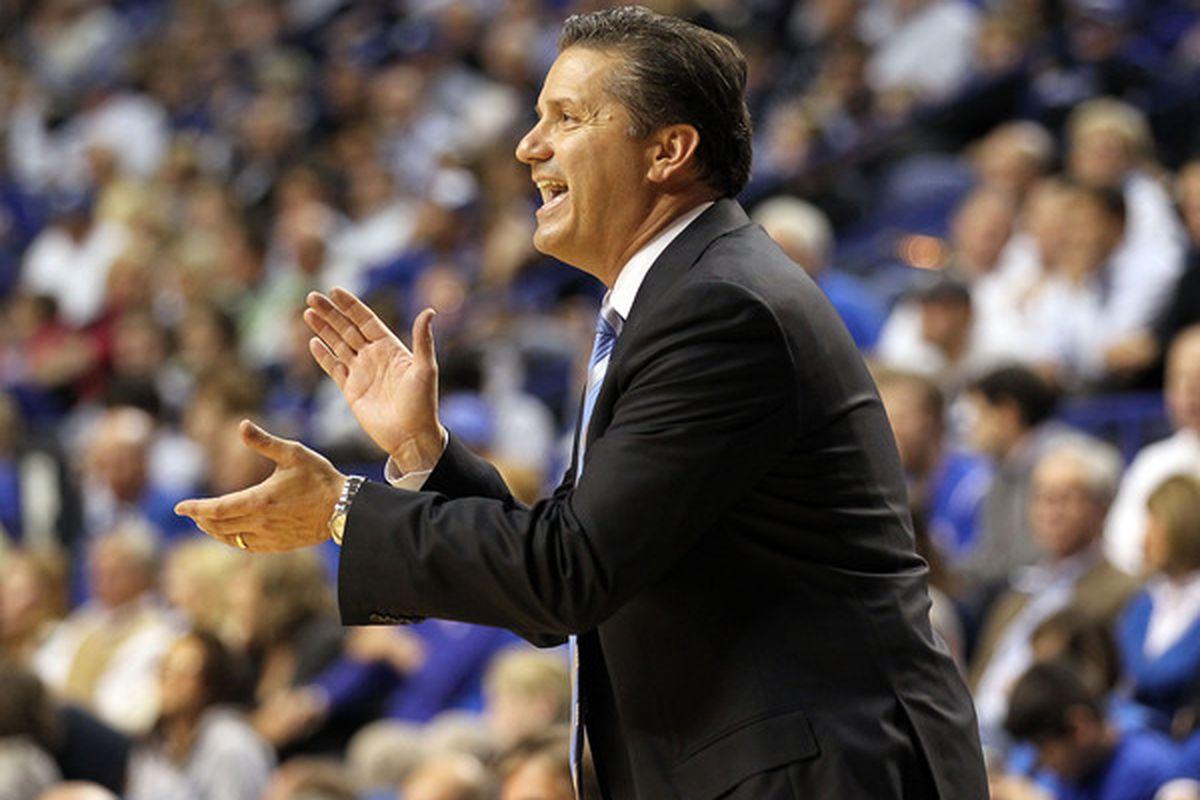 John Calipari might be a good choice to replace Mike Krzyzewski as coach of Team USA.